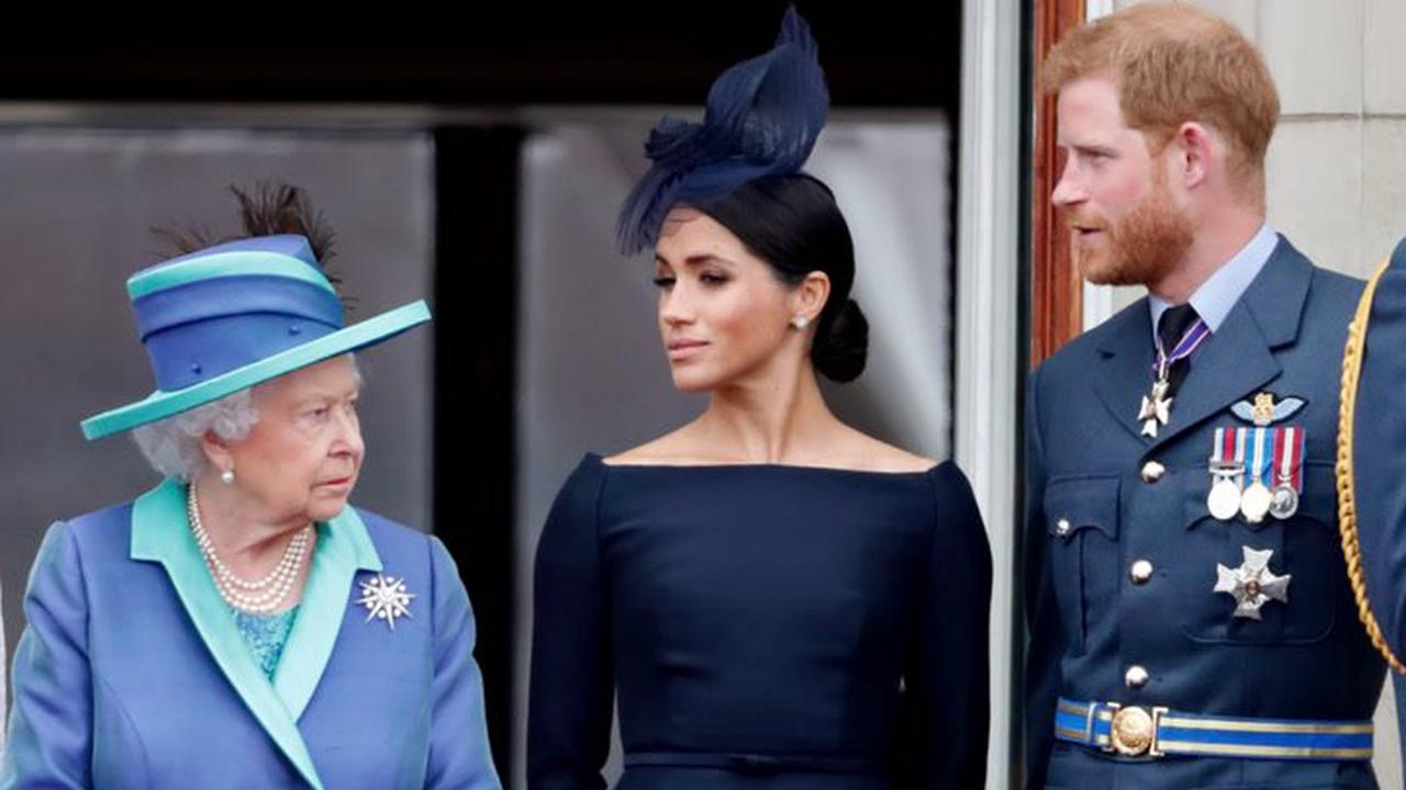 Queen's response to Meghan Markle's concerns branded 'ruthless' royal defence tactic