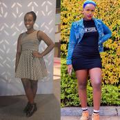 Pesa Ni Sabuni Ya Roho! See Femi One's Photos Before And After Fame That Will Make You Work Hard