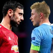 Man United Next 3 Crucial Fixtures That Will See Them Level Man City
