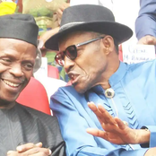 I'm Proud To Have Selected Osinbajo As My Vice, He Is Patient & Cooperative - President Buhari