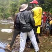 Body Of Man Who Drown With Lover In River Nyamindi Retrieved.