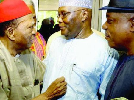 Atiku Called An Igbo Man His Elder Brother - Check Out Whom He Is.