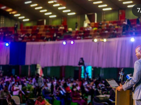 Governor Seyi Makinde Gives A Public Lecture At The 50th Annual Accountants Conference Hosted By ICAN