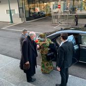 See Pictures Of Dr. Okonjo-Iweala At First Day Of Work At The WTO