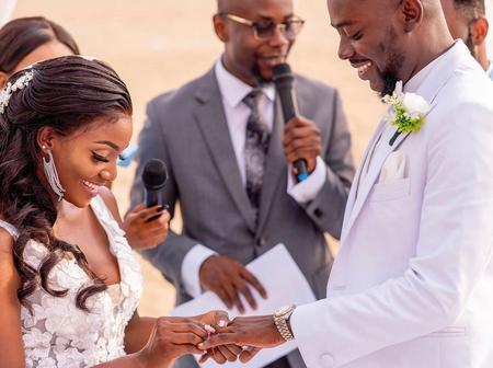 Simi's Adorable Wedding Anniversary Message To Adekunle Gold Is The Best Thing To Read Today