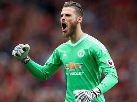 15 Saves Degea Has Made Which Has Schoked The World (Video)
