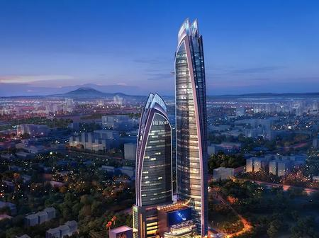 Forget About KICC: This Are The Top 5 Tallest Buildings in Kenya