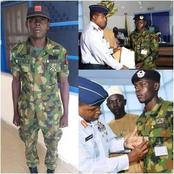 See Photos Of Air Force Personnel Who Found And Returned A Lost Purse Containing $41,000 (N14.9M)