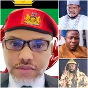 Opinion: Adamu Garba Is Wrong, Here's The Only Difference Between Nnamdi Kanu, Igboho And Shekau.