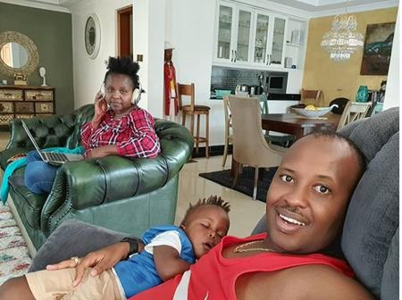 A Kenyan MP Who Once Worked As A Hawker Takes You Inside His Lavish Home(Photos)