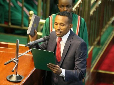 Mohammed Ali Speech In Gatanga LeavesKenyans Talking