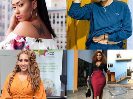Ghana Meets Naija. Between Juliet Ibrahim, Destiny Etiko, Regina Daniels And Hajia4Real?