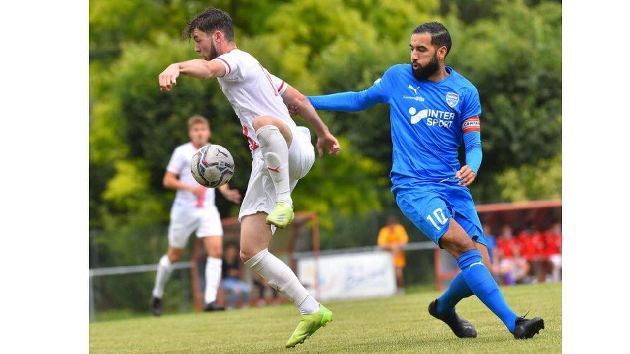 Football/Amical. Baccarat: Raon a su faire le dos rond contre la réserve de l'ASNL (2-2)