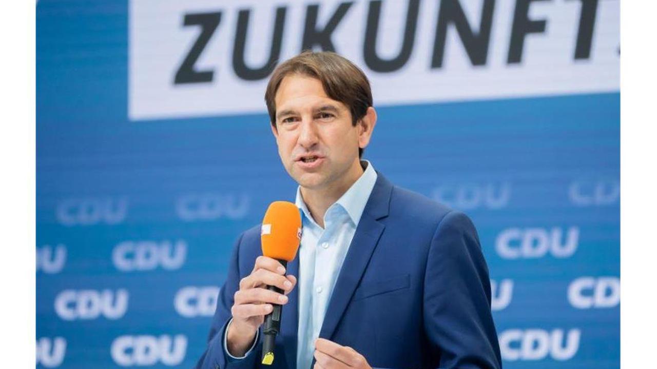 Jung (CDU): Scholz soll Wahlkampftermine am Montag streichen