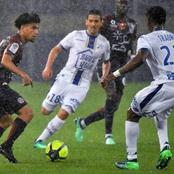 Keagan Dolly shines for Montpellier HSC in a cup tie.