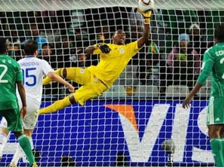 Could Super Eagles unearth the next Vincent Enyeama in Enyimba's John Noble?
