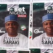 2023 Election: Dr. Bukola Saraki Presidential Posters Flood Abuja