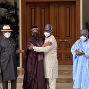 Bala Mohammed Makes Peace With Ortom; Beg Nigerians