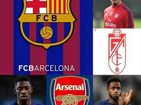 UPDATE: Granada Have Completed The Signing Of Luis Suarez, Update On Barcelona, Arsenal And Others.