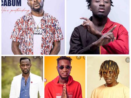 The List Of The Top 5 Music Artists From Kumasi Check Them Out