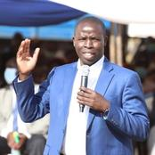 Governor Stephen Sang Mourns the Death of James Kiptoo Sawe