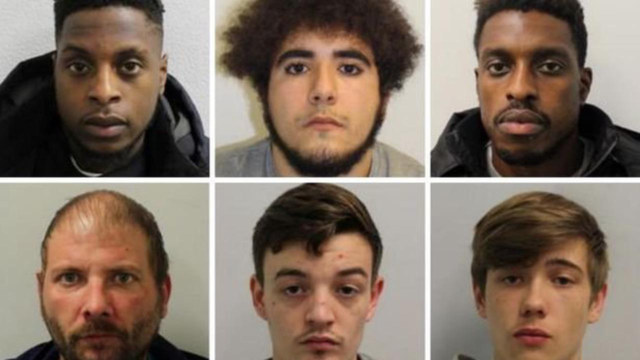 Drug gang used North London schoolboy to ferry cocaine and heroin between capital and South Wales
