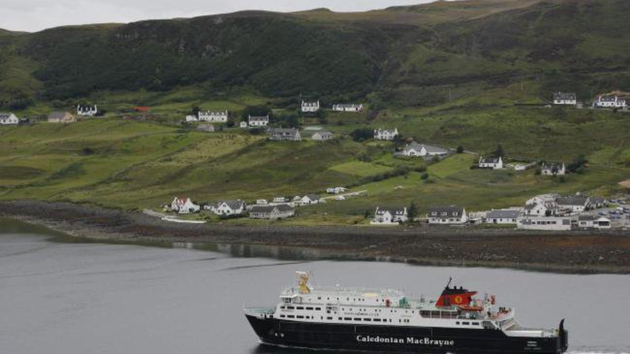 Scottish Government responds to attack over 'lack of clarity' over 're-opening' Scots island communities