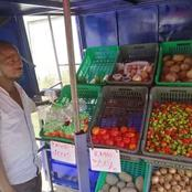 Côte d'Ivoire : un jeune transforme son tricycle en marché ambulant