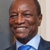 Election en Guinée : Alpha Condé est provisoirement en tête selon la Commission électorale