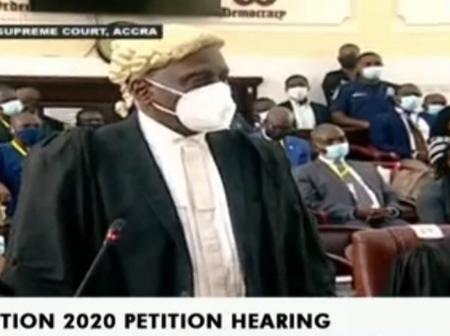 Ghanaians react as bad news hit NDC; Supreme Court dismisses another application filed by Mahama