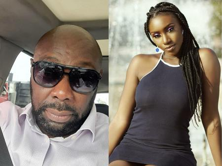 Have You Seen Segun Arinze's Daughter Who Has Been At War With Him For Over 5 Years? See Her Photos
