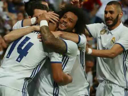 Check out the reactions of Real Madrid fans after their victory against Levante.