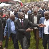 DP Ruto Set to Raid Raila Odinga's Stronghold on Wednesday