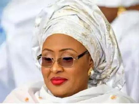 Check Out Aisha Buhari's Fresh Revelation About President Buhari (Details Below)