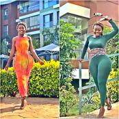 Do You Believe That Her Backside Is Natural? Checkout 40 Stunning Photos Of