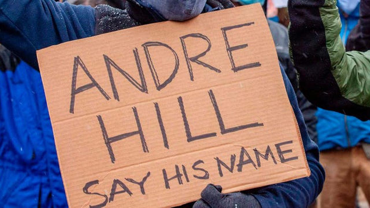 The Ohio police officer who killed Andre Hill while responding to a non-emergency call has been fired