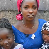 Nigerian Doctor Explains Medical Condition Behind This Family's Blue Eyes
