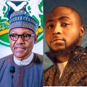 After Buhari's Speech, See What Davido Told Everybody To Do