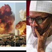 There Was No Fire Outbreak Inside Aso Rock, Read What Actually Happened In Aso Villa Last Night