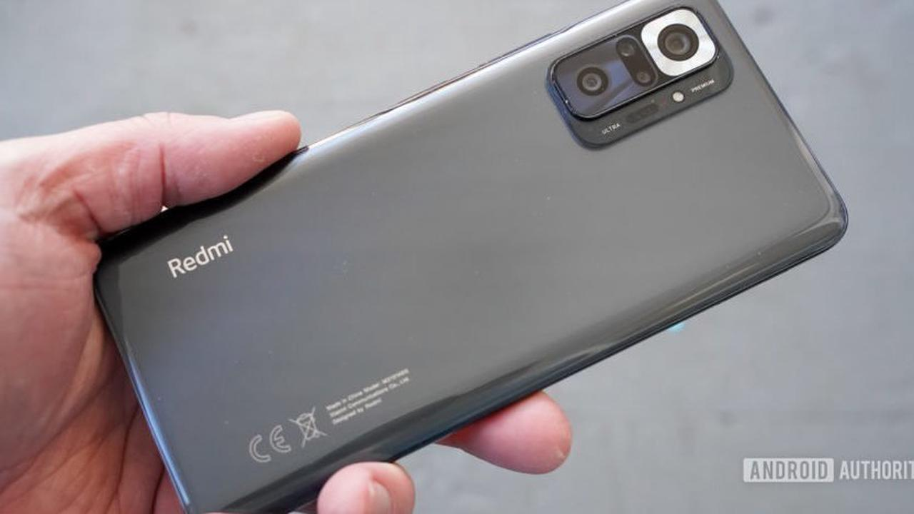 Redmi Note 10 Pro 5G apparaît dans une affiche divulguée, lancement imminent