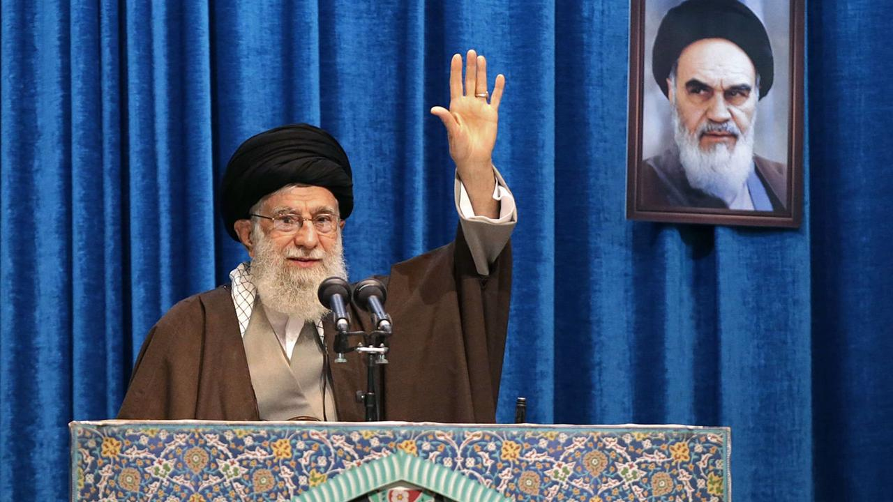 We can't shy away from action, the only language Iran understands is its own — hostility, extremism and power