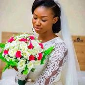 Check out pictures of beautiful brides and their stunning smiles, with very mild makeup.