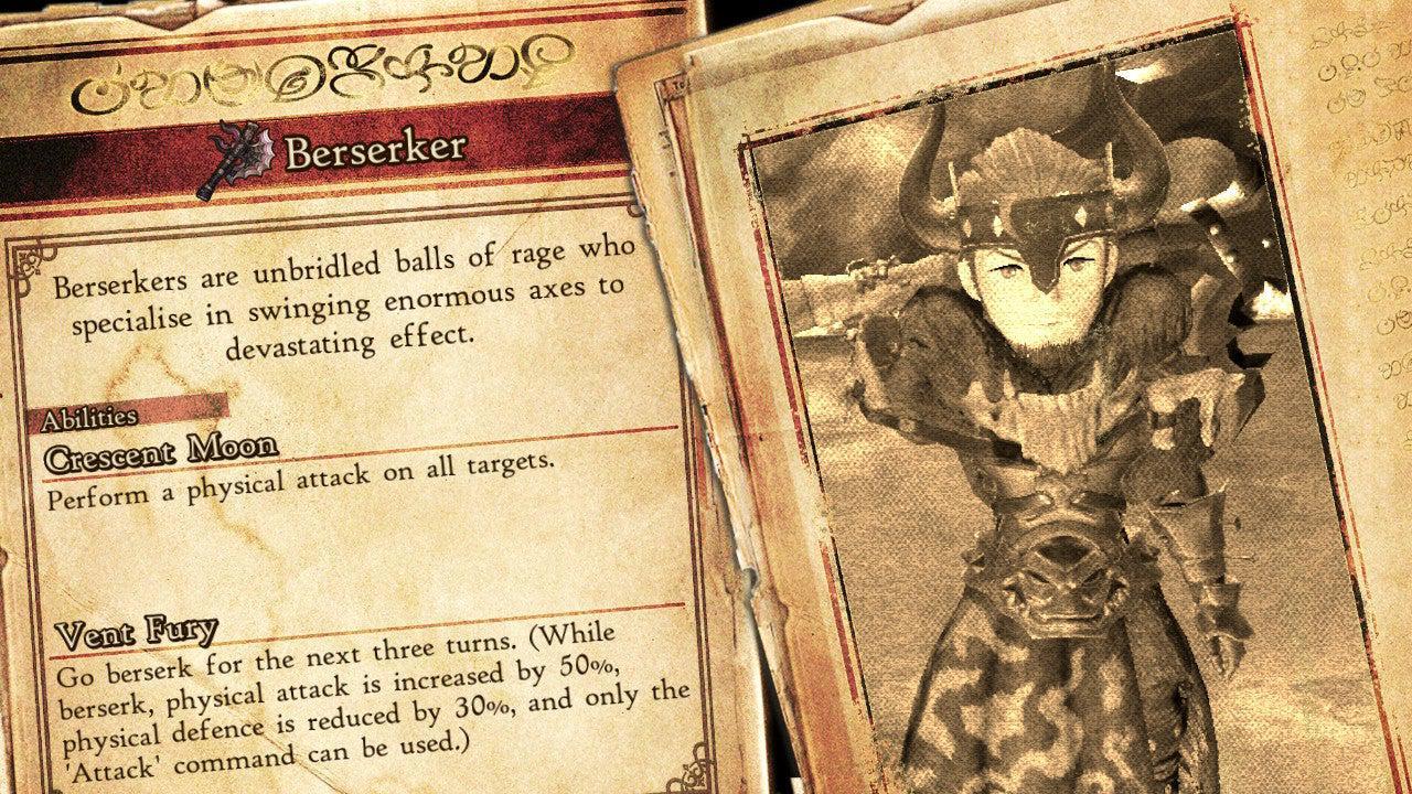 Bravely Default 2: How to Unlock Berserker Job