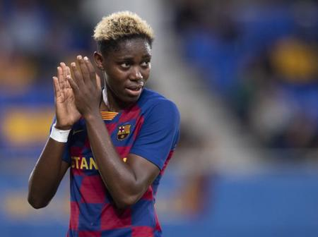 Asisat Oshoala cries out on her lonliness