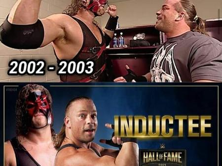The WWE Hall of Fame Class Of 2021 Includes Some Amazing Superstars Like RVD, Kane, More.