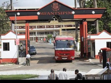 Learn Something Small About Ghana's Oldest School, Mfantsipim Boys School