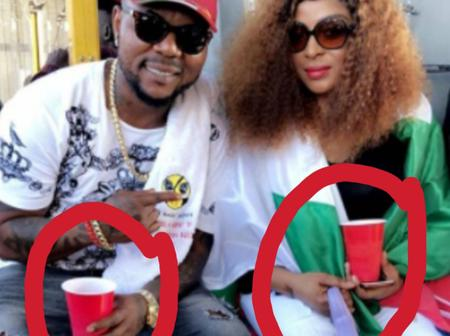 Nabila Fash and Her Husband Reunite Again, This is What They Were Spotted Doing Together Yesterday