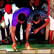ENDSARS: Photos of Anambra Candlelight Night Hosted in Remembrance of Our Fallen Comrades