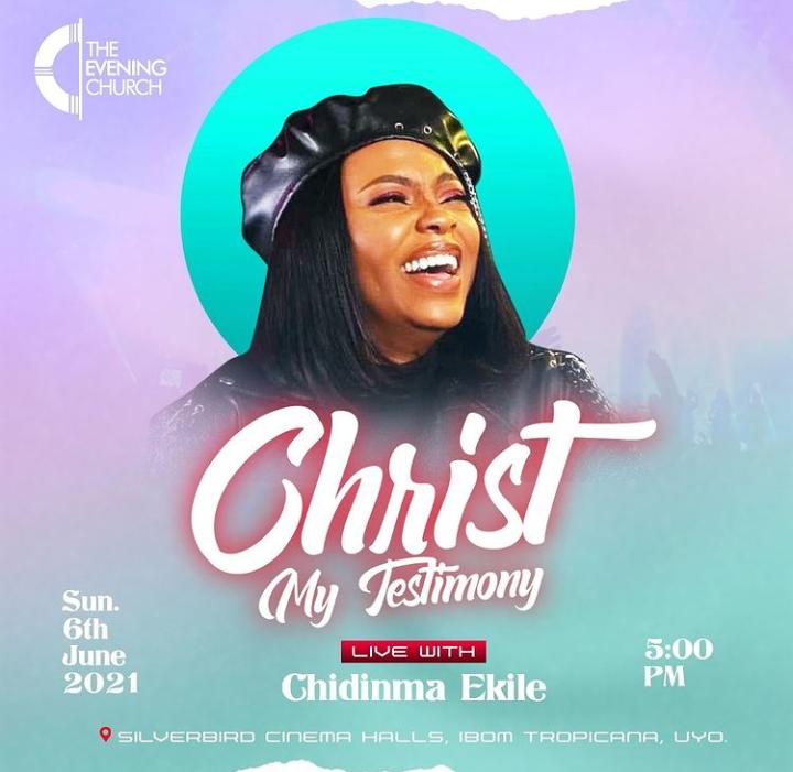 Chidinma Ekile dumps secular music to become an evangelist