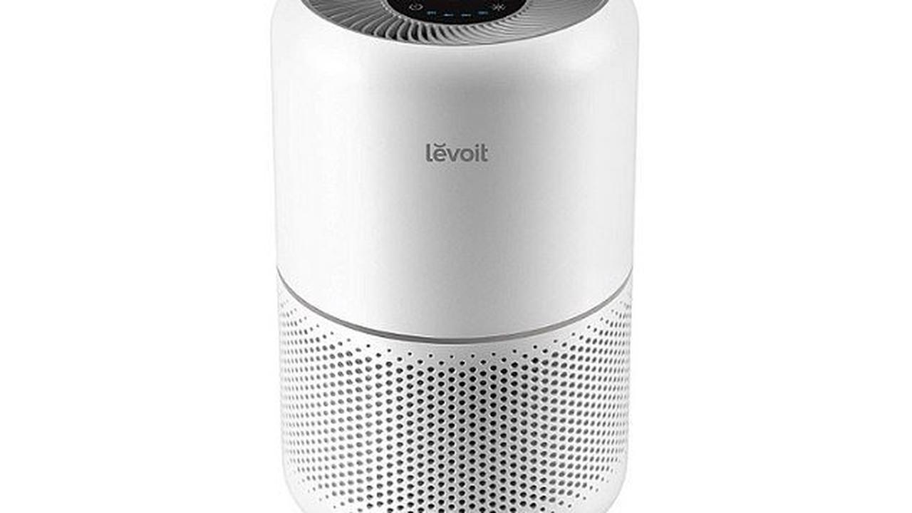Over 4,000 Amazon shoppers swear by this air purifier to help with allergies, combat smells and improve sleep - and you can now get one with £35 off